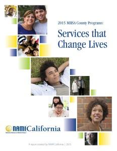 2015 NAMI MHSA Report Cover